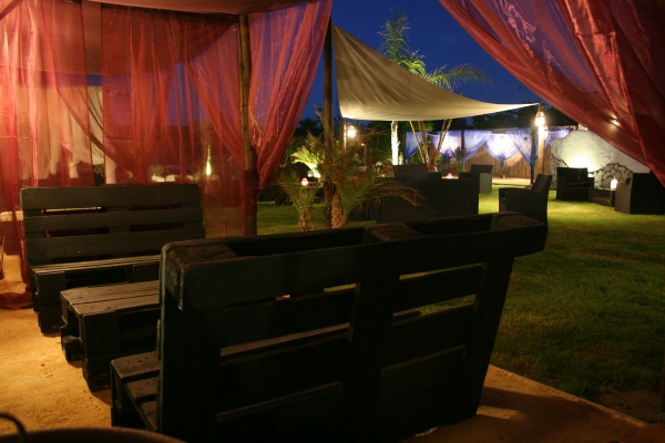 Chill Out del Restaurante El Pinar