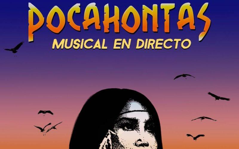 Musical Pocahontas en Sanlúcar de Barrameda