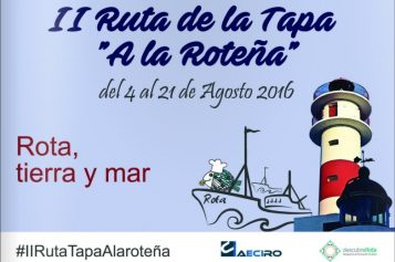 "Route II launched the lid ""A roteña"""