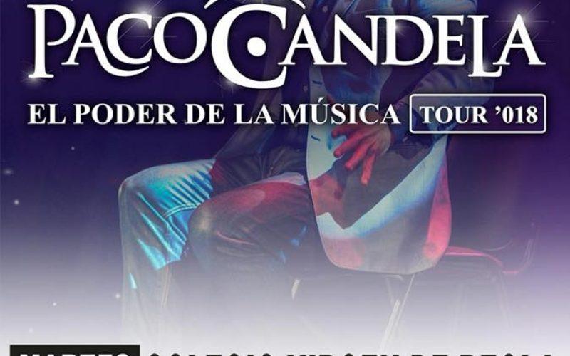 Concierto de Paco Candela en Chipiona